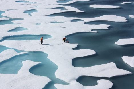 Arctic-ice-NASA