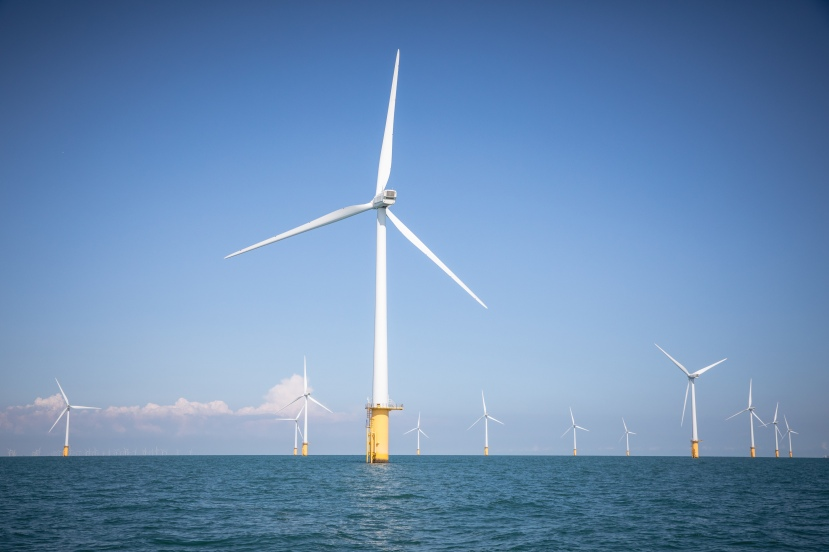 Thanet Offshore Wind Farm, Thanet, Kent, UK