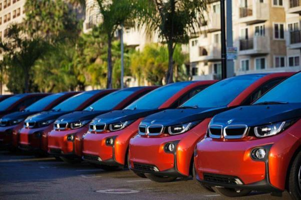 Bmw I3 Ev By Automotive Rhythms