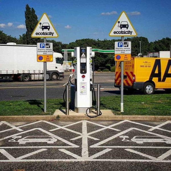 Ev Changers Ecotricity By J Mark Dodds
