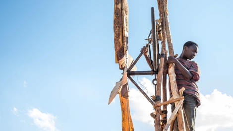The Boy Who Harnessed the Wind - Still