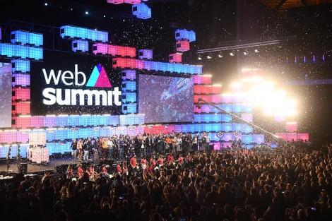 Web Summit 2018 - Opening Ceremony