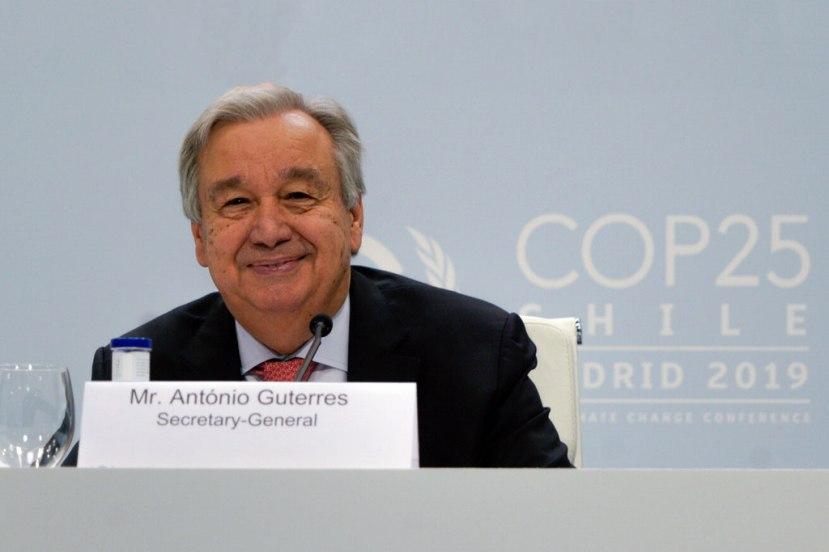 02-12-2019-UNFCCC-Guterres-COP25